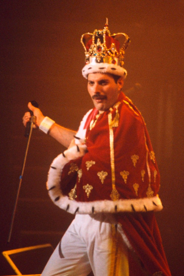 Watch The 18 most outrageously flamboyant stage stars of all time video