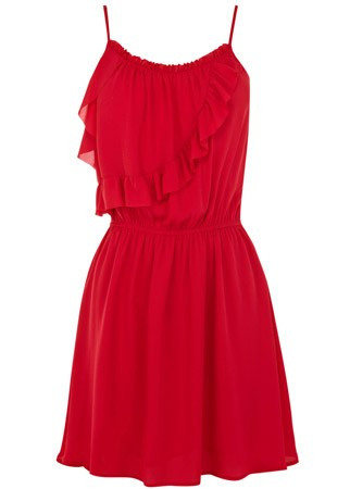 Oasis frill detail sundress, £40