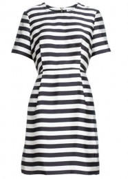Whistles striped dress, �165