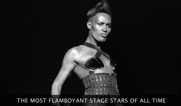 The Most Flamboyant Stage Stars Of All Time
