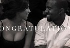 Beyoncé shared an intimate picture of Kim Kardashian and Kanye West on her website
