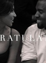 Beyonc� shared an intimate picture of Kim Kardashian and Kanye West on her website