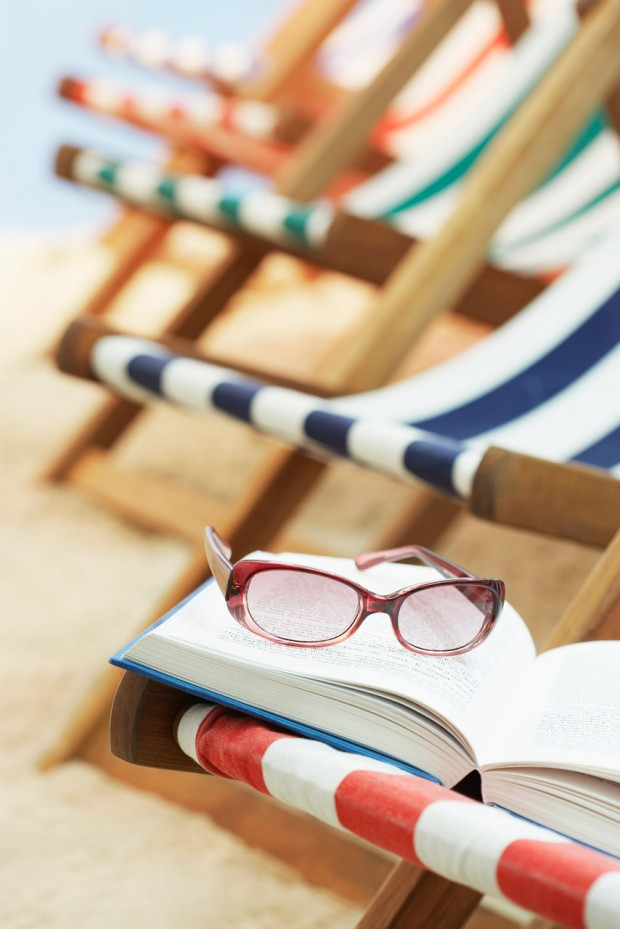 Summer reads - books to read on holiday