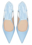 Zara pointed slingbacks, �59.99