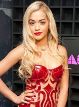 Rita Ora at the Sony Xperia Access launch party