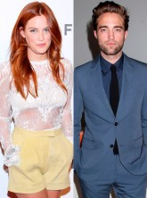 Robert Pattinson has been spotted hanging out with Riley Keough