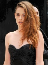 Kristen Stewart at the Zuhair Murad show in Paris