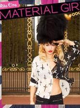 Rita Ora debuts Madonna Material Girl campaign debut