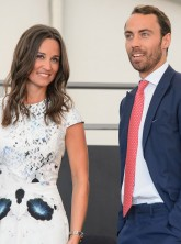 Pippa Middleton and James Middleton at the Coronation Festival