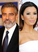 George Clooney, Eva Longoria, marie claire, marie claire uk
