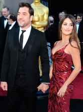 Penelope Cruz and Javier Bardem