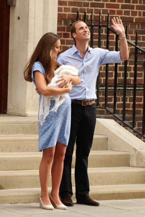 Get fit or die trying The Royal Baby YOUR Fitness – Royal Family Baby Announcement
