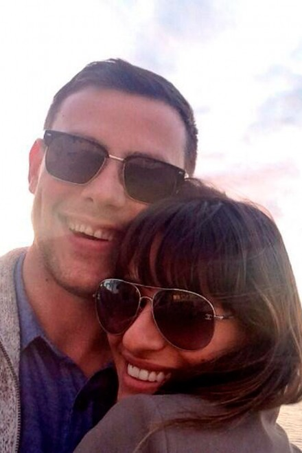 Lea Michele Breaks Her Twitter Silence Following Cory Monteith's Death