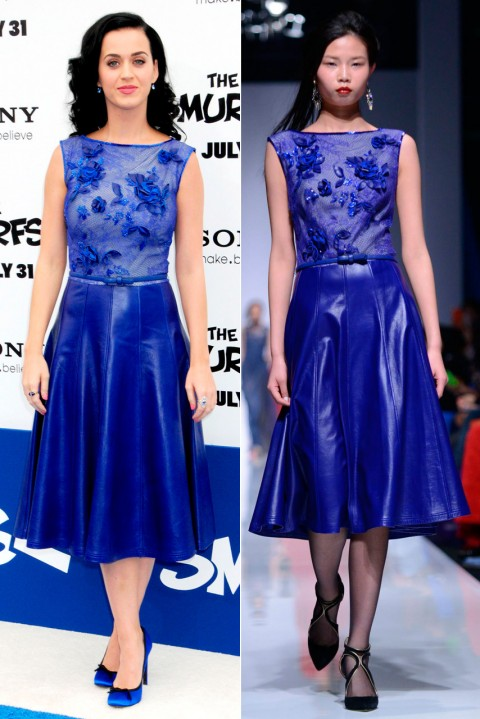 Katy Perry – Runway To Red Carpet – Catwalk To Red Carpet