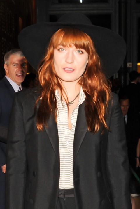 Long Hairstyles - Florence Welch