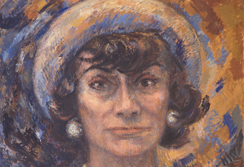 New Coco Chanel Exhibition Unveils Gorgeous Portraits By Marion Pike