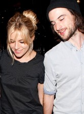 Sienna Miller and Tom Sturridge on a date night in London