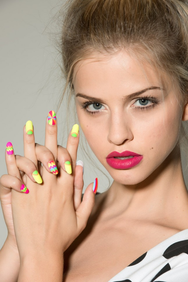 Henry Holland Nails For