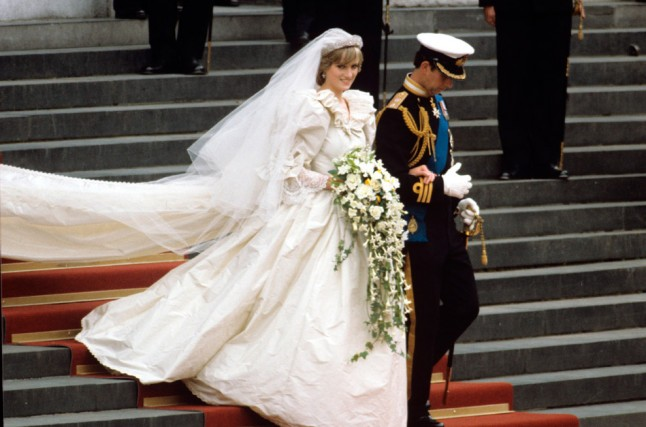 English pakistani wedding dress