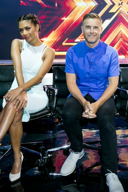 x factor 2013 latest first look at the judges houses