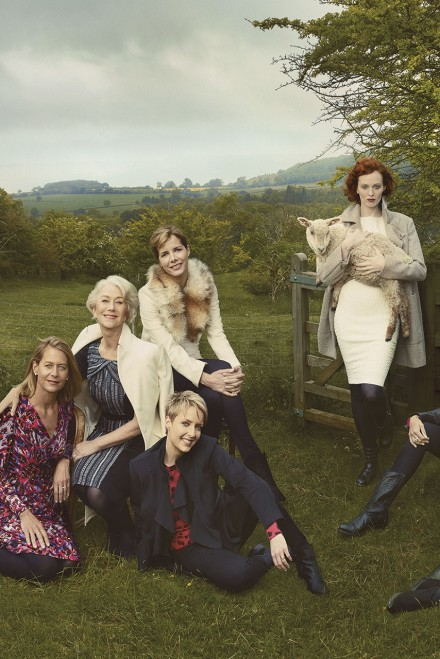 Marks & Spencer campaign