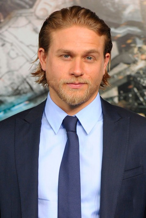 Charlie Hunnam - Fifty Shades Of Grey Movie - 50 Shades of Grey Movie - Fifty Shades of Grey Cast Contenders