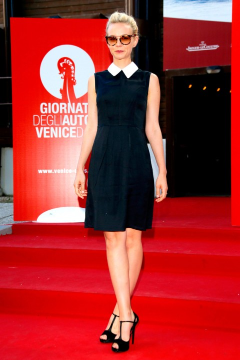 Carey Mulligan at the Venice Film Festival 2013