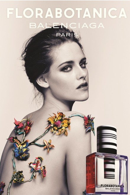 Kristen Stewart - Florabotanica- Balenciaga - Marie Claire - Marie Claire UK