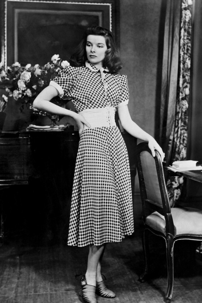 Famous Clothing Designers In The 1940 Katharine Hepburn