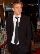Charlie Hunnam - Fifty Shades of Grey Movie