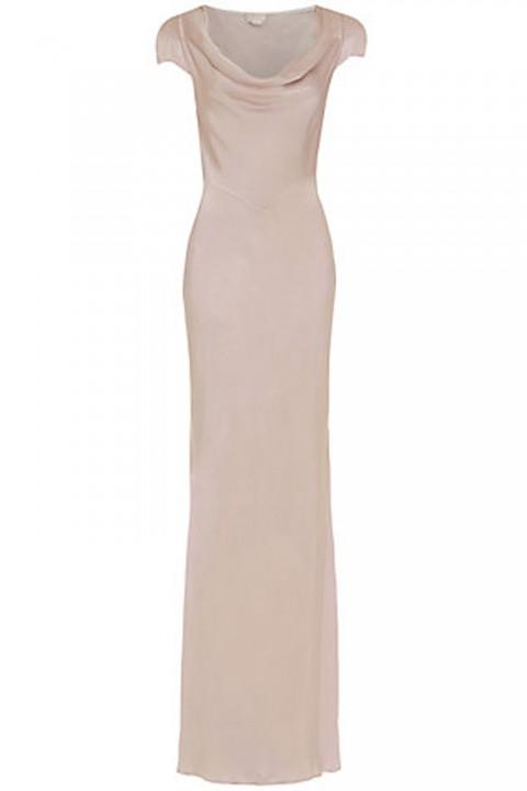 Wedding dresses m s collection v neck pleated maxi dress for John lewis wedding dresses