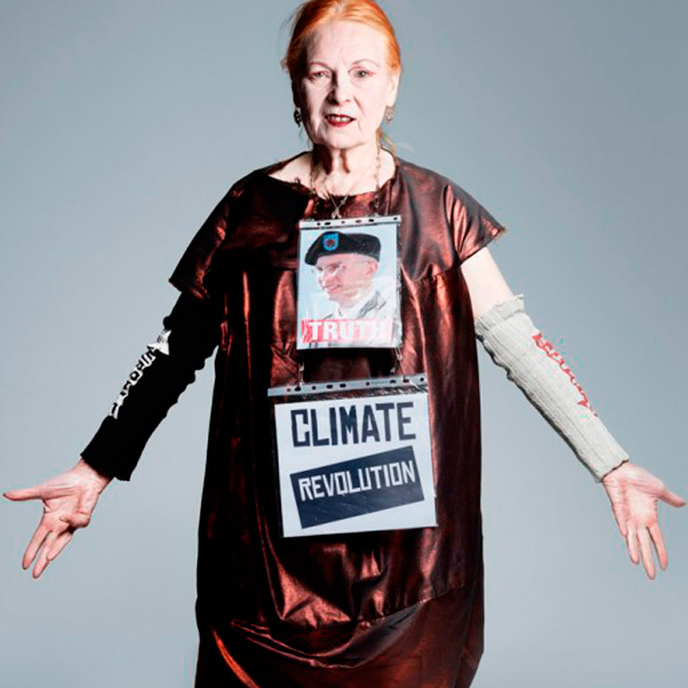 Vivienne Westwood Laukut : This is why vivienne westwood the most inspiring woman
