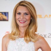 Claire Danes on the red carpet at the Homeland premiere
