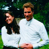 Kate Middleton and Prince William - Middleton Family Album