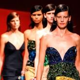 Prada SS14 at Milan Fashion Week
