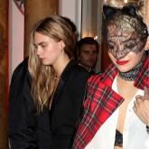 Rita Ora - Cara Delevingne - Marie Claire - Marie Claire UK