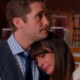 Lea Michele cries in Cory Monteith tribute episode
