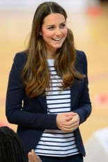 Kate Middleton at a SportsAid event