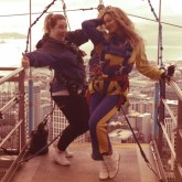 Beyonce in New Zealand