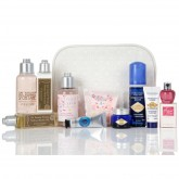 L'Occitane beauty bag for Marie Claire competition