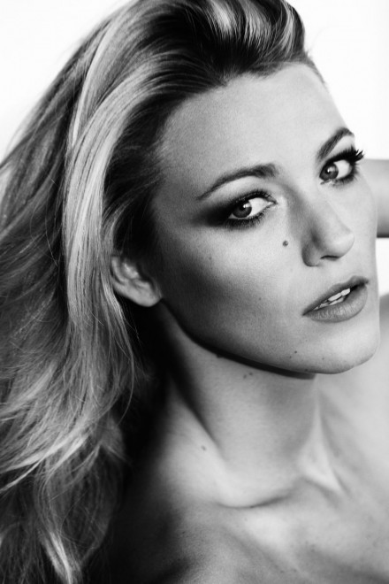 Blake Lively's stunning shoot for L'Oreal