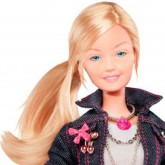 Barbie is reinvented without make-up