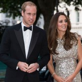 Kate Middleton and Prince William on the red carpet at the Tusk Conservation Awards