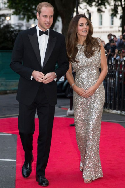 Kate Middleton And Prince William To Host Rock 39 N 39 Roll