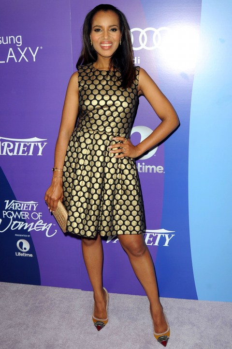 Kerry Washintgon at Variety's 5th Annual Power of Women event