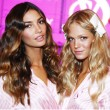 Hair colours from the Victoria's Secret show, 2010