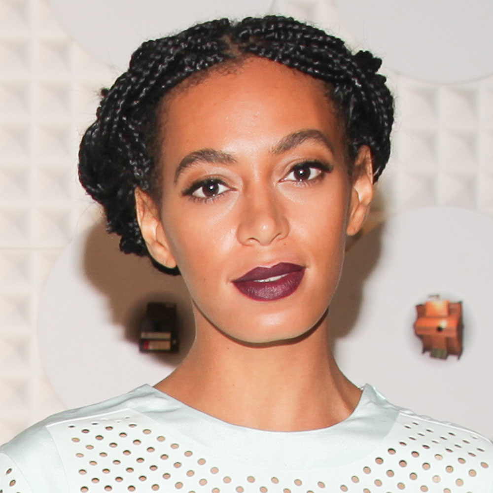 Solange Knowles 2018 Hair Eyes Feet Legs Style