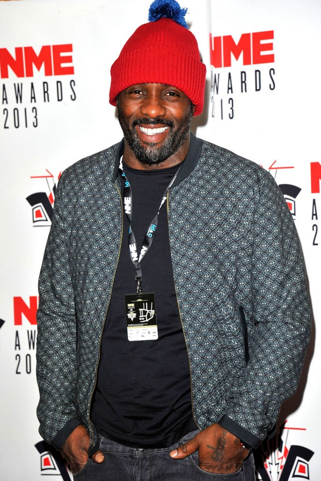 Idris Elba: We're Obsessed. Are You?