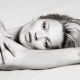 Kate Moss poses naked for Playboy's 60th anniversary issue