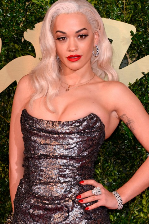 Rita Ora cast in the Fifty Shades of Grey movie